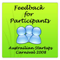 Australia, Startup, Technology, Feedback, Participants, VS Consulting Group, Judges