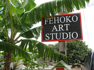 Where in the world is Farfum? THE KINGDOM OF TONGA: Fehoko Art Studio