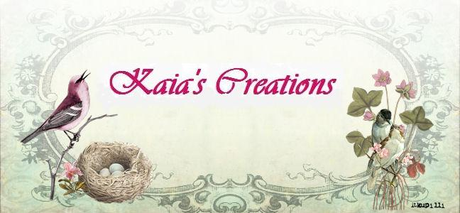 Kaia's Creations