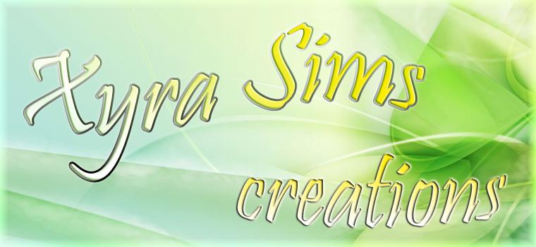 xyra sims creations
