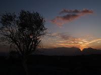 Sunset - Jabal Shams