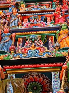 Sri Mariamman Temple - Chinatown