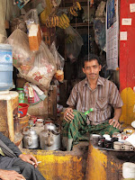 Coffee stall Dhaka