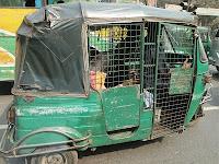 Auto rickshaw CNG Dhaka