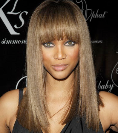 Tyra Banks Foundation photo