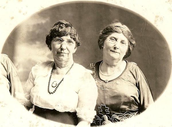 Granny & Aunt Laura