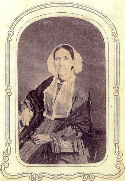 Elizabeth Goodwin (Blakeley) 1801-1895