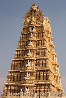 chamundi hill temple mysore