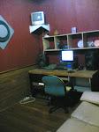 Contoh Studio Rekaman Rumahan