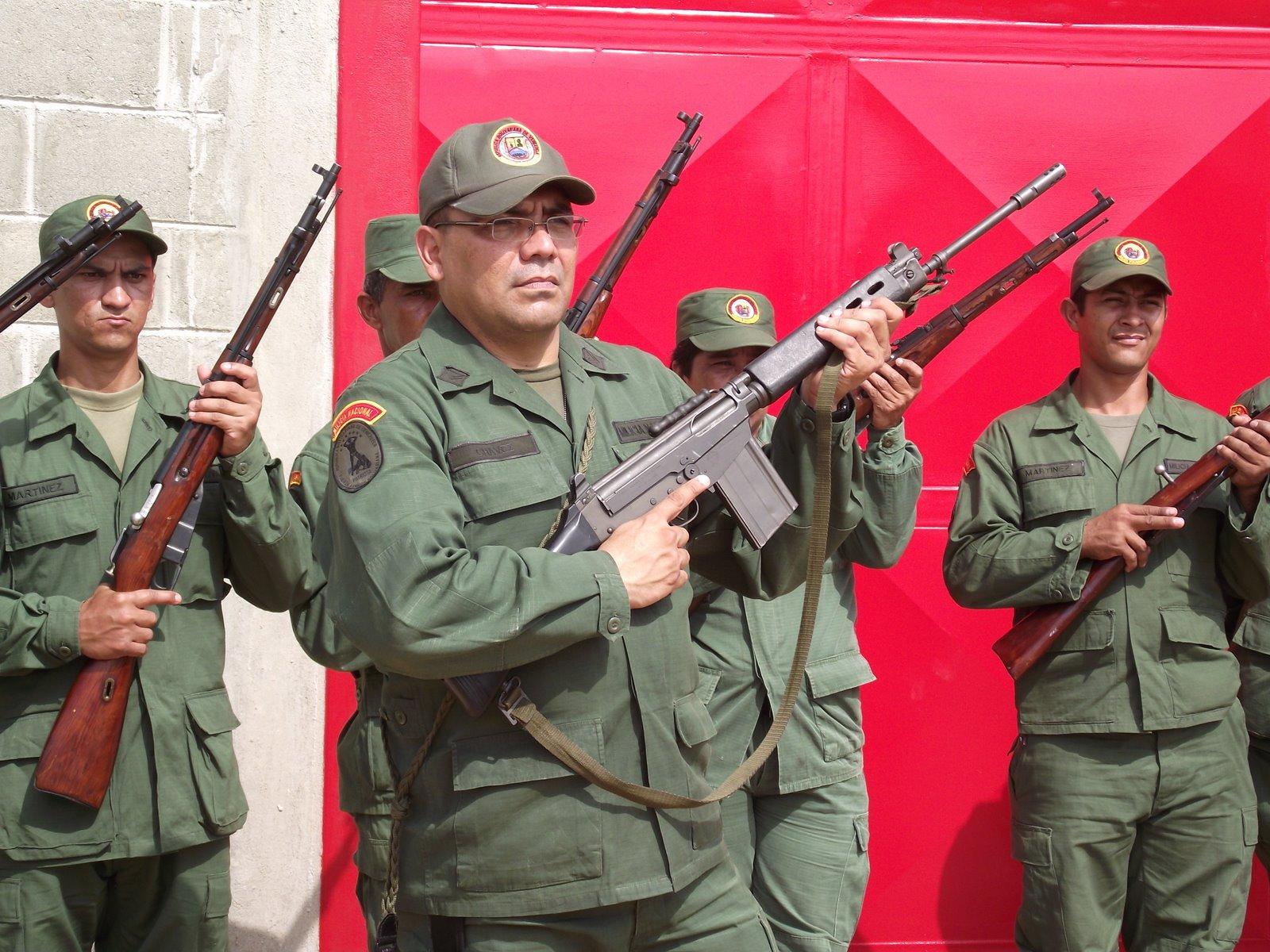 Milicia Bolivariana  2011_0129milascensodelaactode0090