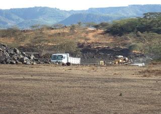 mining land