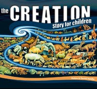 Christian grandparents creation story for children video book review