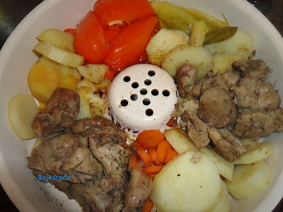 Obiadek z patelni Dry Cooker