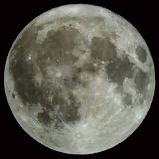 luna extraterrestre fantasma moon alien