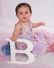 Baby Bella at 9 months