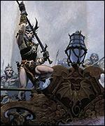 Conan the barbarian marique death