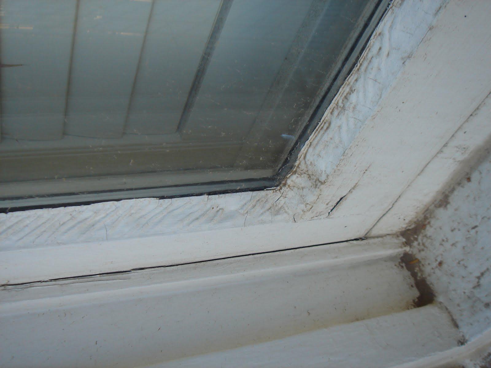 Window Glazing Putty : Historic windows the panes of putty