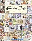<b>650 Scrapbook Page Ideas</b>
