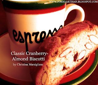 Scientifically Sweet: Classic Cranberry-Almond Biscotti