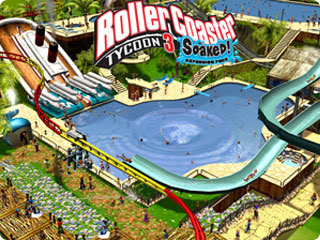 afbeelding van Rollercoaster Tycoon