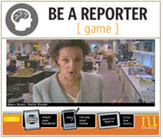 Be a Reporter