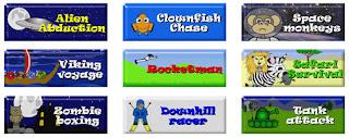 Overzicht van de verschillende formats om spellen te maken