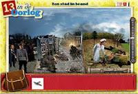 screenshot van het spel 13 In de Oorlog
