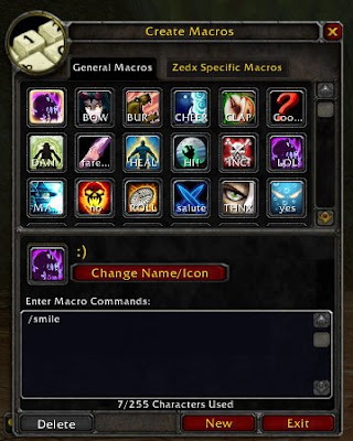 World of Warcraft Macro Guide for Everyone - YouTube