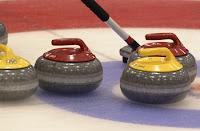 Las rocas de Curling