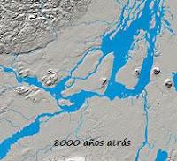 Gran Montreal, 8000 años atrás