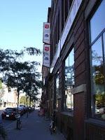 Edificio del E.S. en Montreal