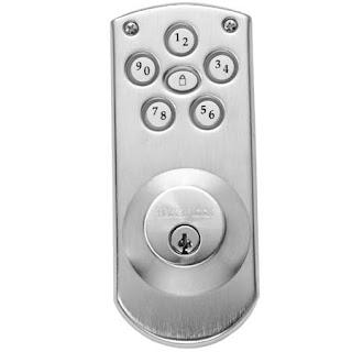 Cerradura sin llave $130