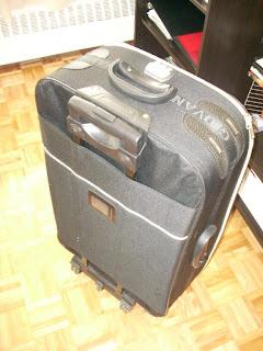 Las valijas fieles compañeras de viaje