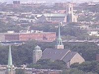 3 Iglesias tomadas por la WebCam de la CBC