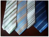 Las corbatas que nunca usé