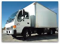 ¿Sabían que acá con la licencia común pueden manejar hasta un camión de 16 pies como este?