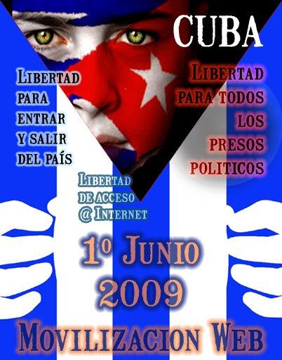 Blogacción: Llamamiento al gobierno cubano y al mundo !