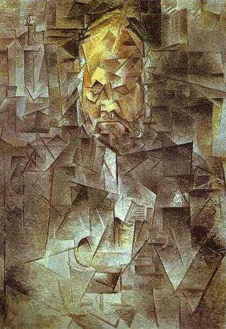 Ritratto di Ambroise Vollard, 1910
