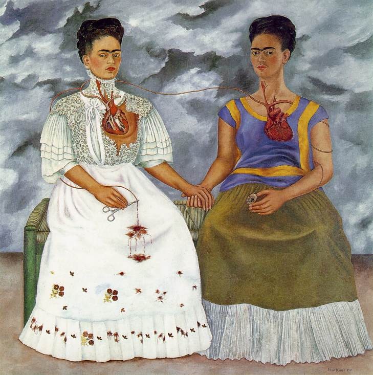 KAHLO PAINTINGS