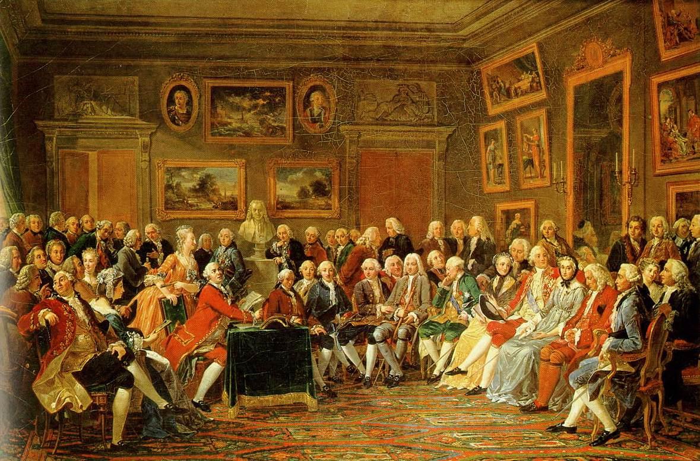 Nouvelles du Groupe d'étude du 18e siècle de l'ULB