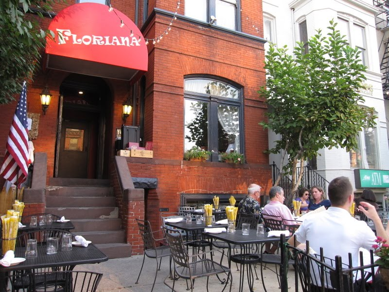Dupont Circle Restaurants With Private Rooms