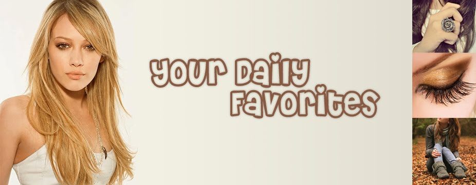 Your Daily Favorites