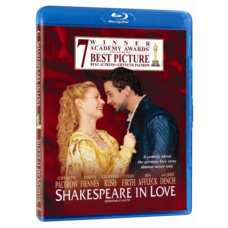 Shakespeare Bluray