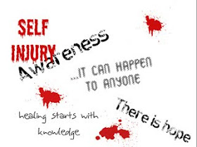 Click Picture to Learn More About Self-injury
