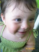 Minha filhota Linda