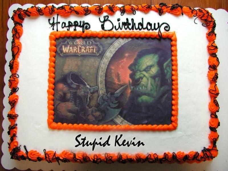 Поздравление с днем рождения warcraft 21