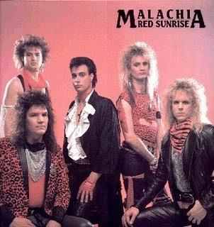 Malachia - Red Sunrise 1987