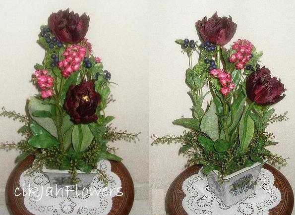 cikjahonlineflowers artificial flowers arrangements for hari raya aidilfitri sale. Black Bedroom Furniture Sets. Home Design Ideas
