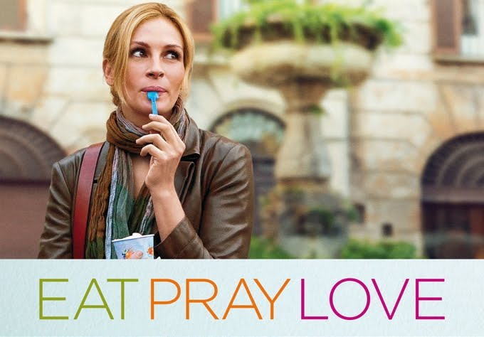 ... Eat Pray Love, the upcoming comedy drama movie starring Julia Roberts
