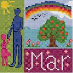 Março March Mars